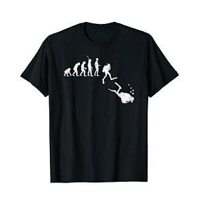 Diving Lover T Shirt