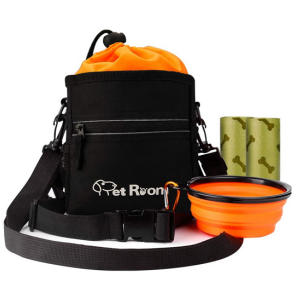 Pet Room Dog Treat Kit Bag