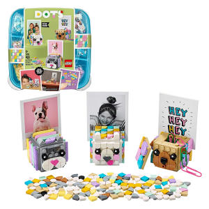 Dots Animal Picture Holders