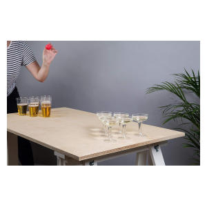 Drinking Table Tennis Game