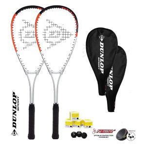 Dunlop Biotec Titanium Squash Racket
