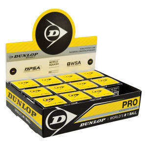 Dunlop Mixed Squash Balls