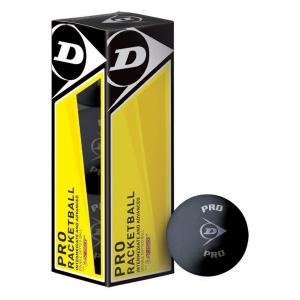 Dunlop Pro Racketball Balls