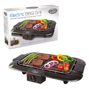 Electric Portable Indoor BBQ Grill