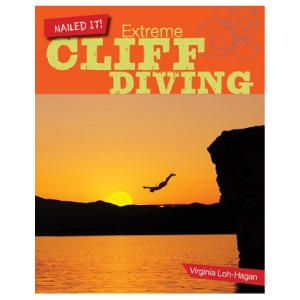Extreme Cliff Diving Paperback