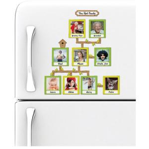 Family Tree Magnetic Frames