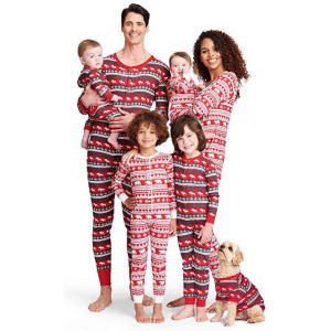 Bear & Moose Family Union Suit Onesies