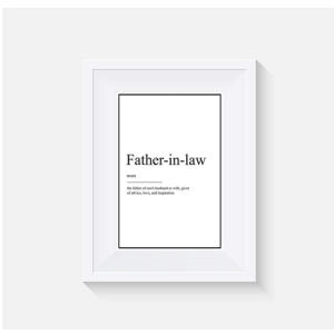 Father in Law Definition Print