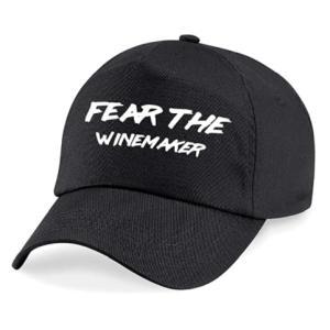 Fear The Winemaker Baseball Cap