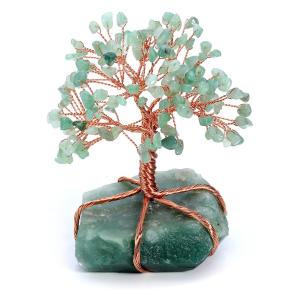 Feng Shui Gemstone Tree Decor