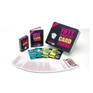 Fifty Greatest Card Tricks Set
