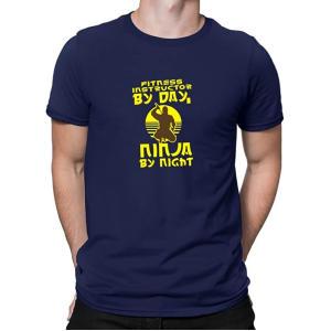 Fitness Instructor Ninja T Shirt