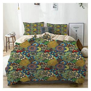 Florist Doodle Duvet Cover