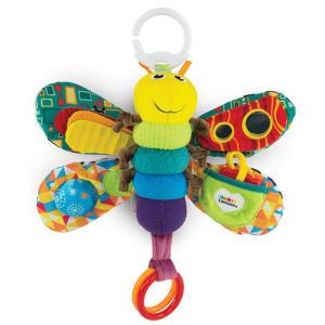Freddie The Firefly - Clip on Pram Toy