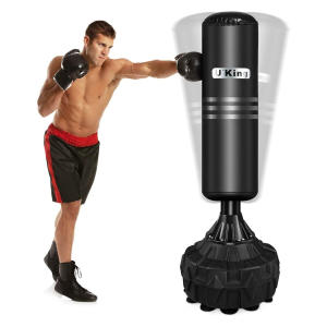 Free Standing Boxing Punch Bag