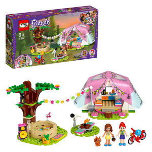 Friends Nature Glamping Playset