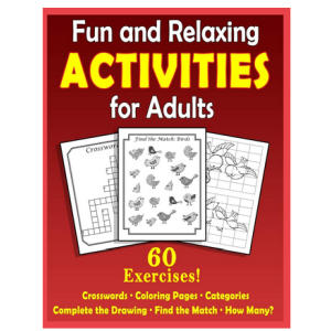Fun and Relaxing Activities for Dementia Adults