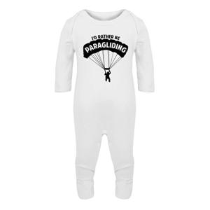 Funny Baby Paragliding Romper