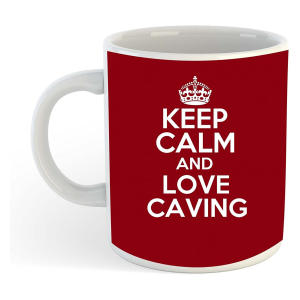 Funny Caving Mug