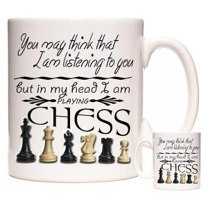 Funny Chess Mug