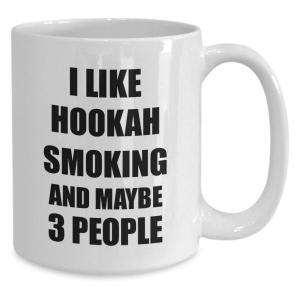 Funny Hookah Quote Mug