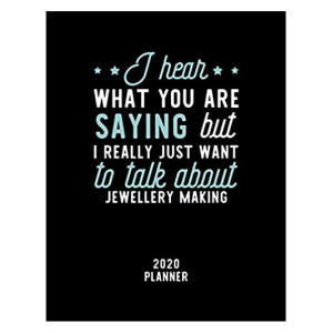 Funny Jewellery Making Notebook