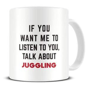 Funny Juggling Mug