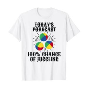 Funny Juggling T Shirt