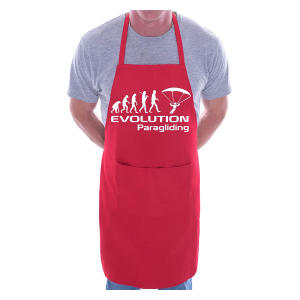 Funny Paragliding Apron