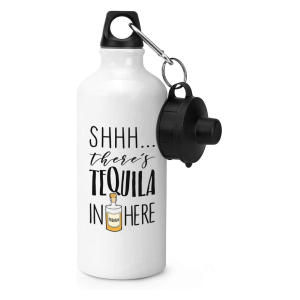 Funny Tequila Water Bottle