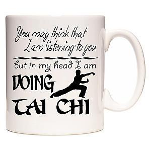 Funny Thai Chi Mug