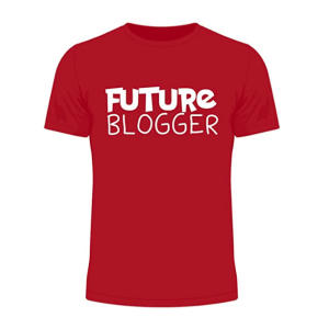 Future Blogger T Shirt