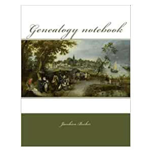 Genealogy Notebook
