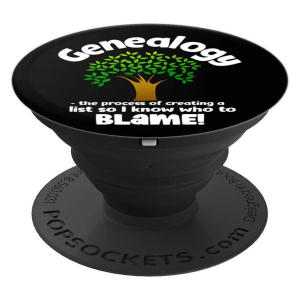 Geneology PopSockets Grip