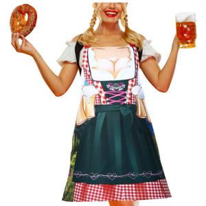 Oktoberfest Novelty Apron