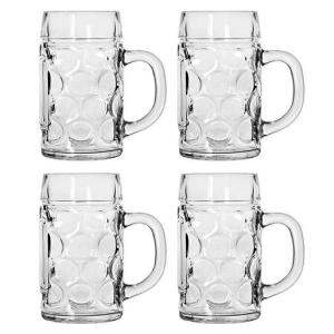 German Pint Glass Classic Tankard