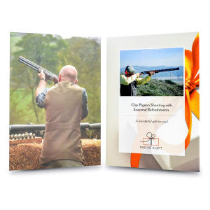 Gift Experience Clay Pigeon Shooting