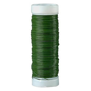 Green Florists Wire