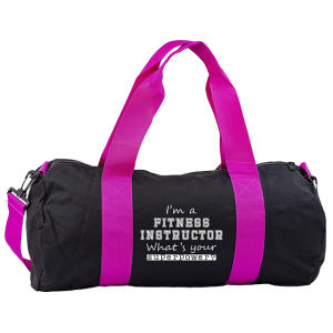Fitness Instructor Duffle Bag