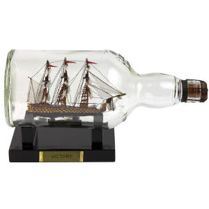 Victory Ship-in-Bottle