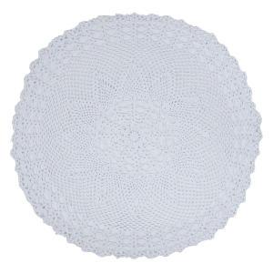 Handmade Crochet Lace Table Doily