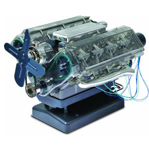 Haynes HM10R V8 Engine