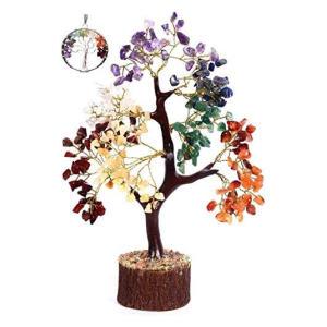 Healing Crystals And Gemstones Tree