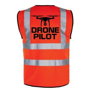 Hi Vis Drone Pilot Jacket