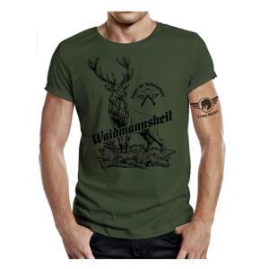Hunter T-Shirt: Waidmannsheil