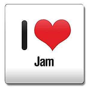 I Love Jam Coaster