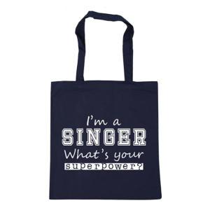 I'm a Singer Shopping Bag
