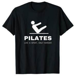 Funny Pilates T Shirt
