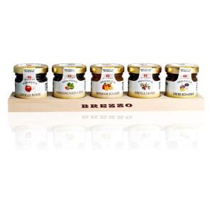 Italian Condiments for Cheeseboard