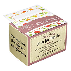 Jam Jar Labels